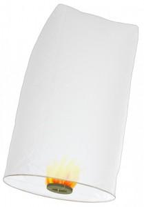 de best verkopende witte wensballon